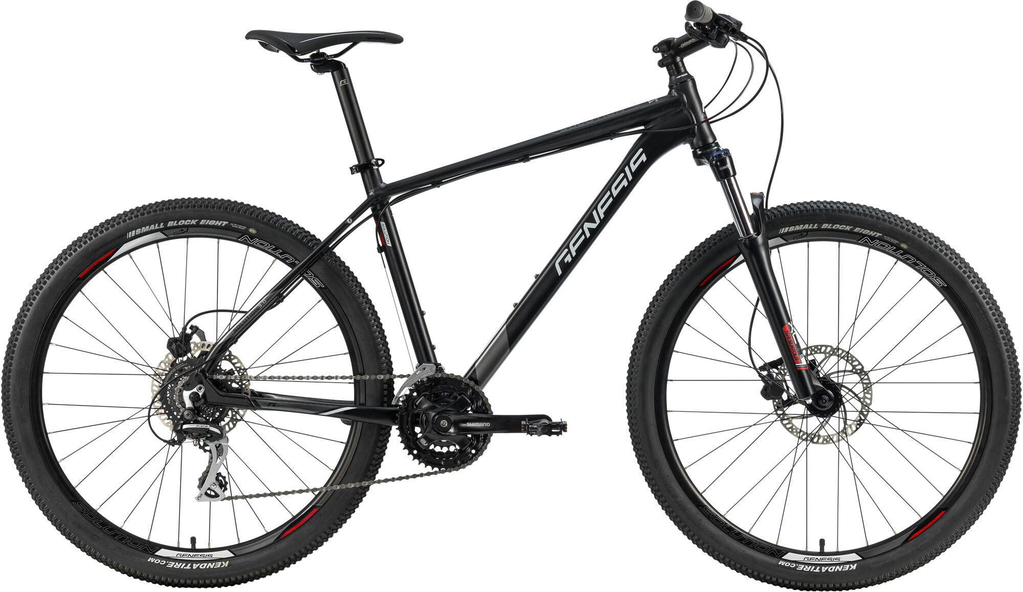 "GENESIS · Solution 3.0 Mountainbike 27,5"" Unisex"