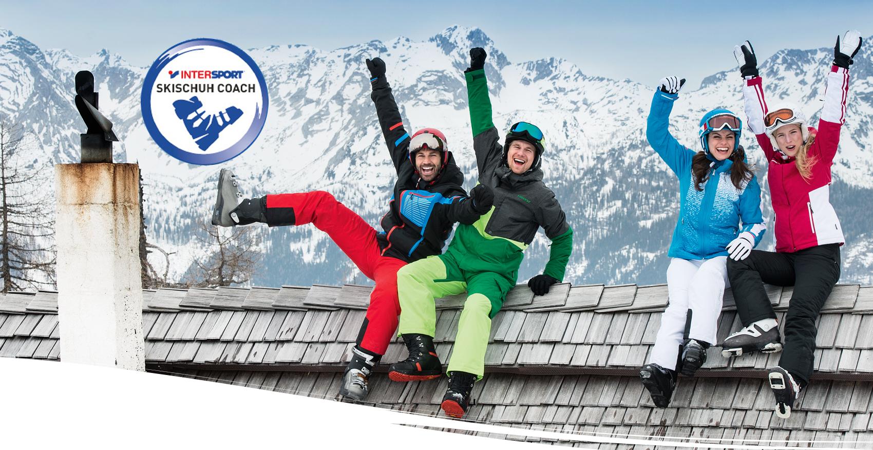 Skischuhanalyse